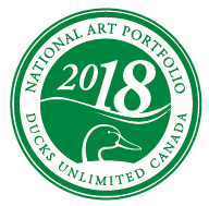 Ducks Unlimited Art logo