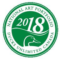 Ducks Unlimited Art logo